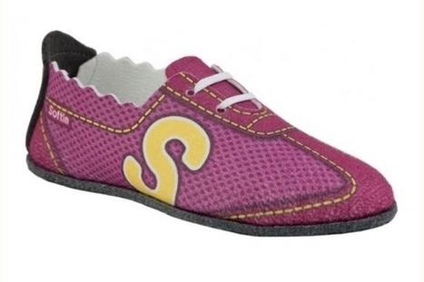INSOFT : des chaussures éco-responsables assemblées avec des ultrasons | 694028 | Scoop.it
