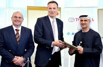 Dubai Taxi inks deal for 1600 Toyota cars - Trade Arabia   car rental company dubai   Scoop.it