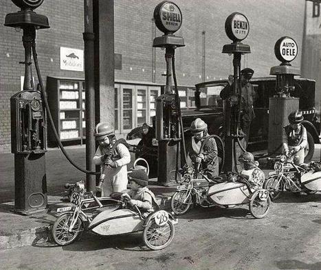 vintage cars ~ Grease n Gasoline | FILM NOIR | Scoop.it