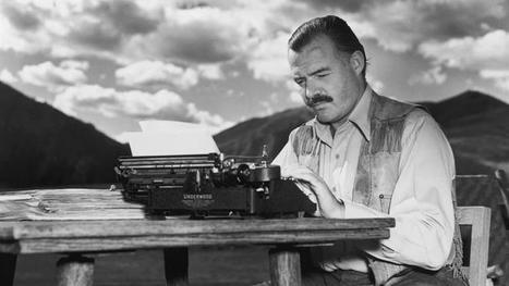 Ernest Hemingway Joins the #Content Industry | The Innovation Economy | Scoop.it