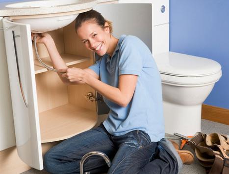 Comment changer un robinet ?   1adomicile le service a domicile   Scoop.it