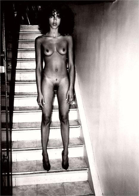 Noémie Lenoir nue pour Marc Baptiste - photo | oulacaro | Scoop.it