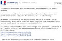 Bug Facebook : la CNIL plaide l'hallucination collective | Digital Martketing 101 | Scoop.it