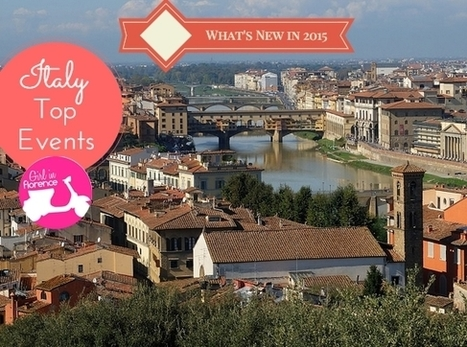 What's New In Italy in 2015 | Italia Mia | Scoop.it