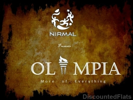 Nirmal Olympia Mulund West Mumbai New Launch by Nirmal Lifestyle   Real Estate in India   Scoop.it