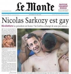 Sarkozy attacca i gay e i gay di destra lo abbandonano   MOSinforma   JIMIPARADISE!   Scoop.it