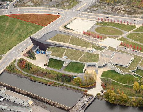 David Adjaye + Ron Arad among Canadian Holocaust Memorial shortlist - designboom | architecture & design magazine | The Architecture of the City | Scoop.it