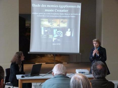 Les restes des momies du Crozatier ont parlé sur zoomdici.fr (Zoom43.fr et Zoom42.fr) | Clic France | Scoop.it