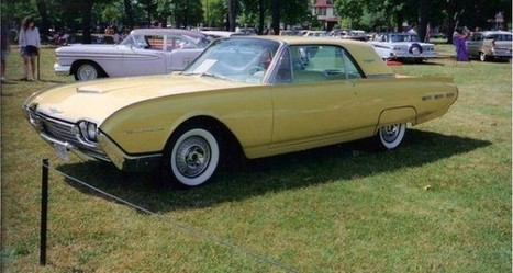 Wheels Classic Cars: The 1961-63 Ford Thunderbird 'Roundbird' - American Hard Assets | Auctions and Collectibles | Scoop.it