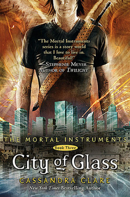 City of Glass  (The Mortal Instruments #3) | BOOKS! books everywhere | Scoop.it