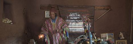 Shamanism looms high in the Andes | Shamanism | Scoop.it