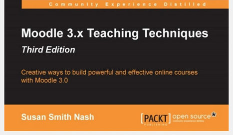 New eBook Explains How to Leverage Moodle 3 for Higher Engagement in Online Courses | Moodle Best LMS | Scoop.it