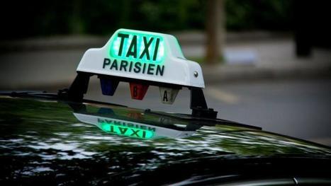 Les courses de taxis au forfait vers les aéroports parisiens | Médias sociaux et tourisme | Scoop.it