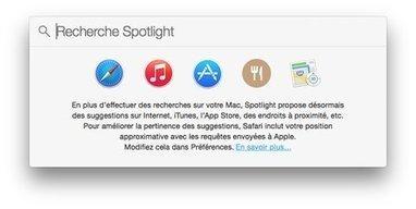 Vie privée et recherche : Apple clarifie le fonctionnement de Spotlight   Horlogerie   Scoop.it