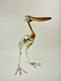 Recycled Animal Sculptures | Recycled Crafts | Scoop.it