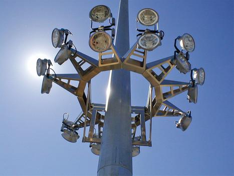 High Mast Light - Ptnled.com | LED Light - Patronus Lighting Co., Ltd | Scoop.it
