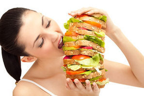Are you stress eater or comfort eater?   Local Food Systems   Scoop.it