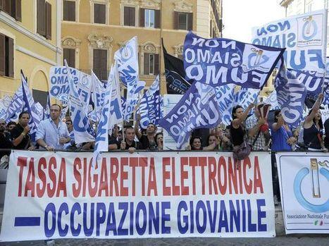 Italia, produttori sigarette elettroniche lamentano fisco pro-tabacco - Reuters Italia   Sigaretta Elettronica News   Scoop.it