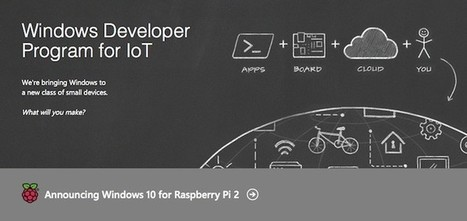 Raspberry Pi 2 : capable d'exécuter Windows 10, Ubuntu Core (et plus) | Ubuntu French Press Review | Scoop.it