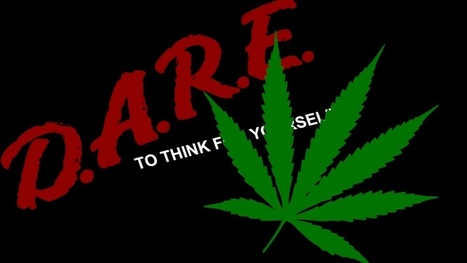 Backing Down: D.A.R.E. Removes Marijuana From Its List of Gateway Drugs | Paradigm Shifts - JS | Scoop.it