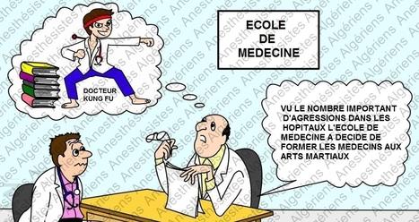 Les médecins ciblés par un nombre record d'agressions | Médecine et sciences médicales | Scoop.it