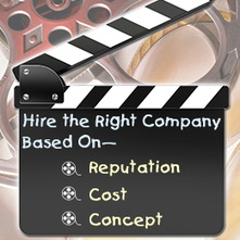 Things to Keep in Mind While Hiring a Video Production Company | Your Ultimate Guide To Web Video Production | Scoop.it
