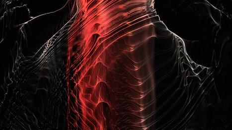Dextro - Generative art | DataHive | Scoop.it