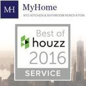 NYC's MyHome Design & Remodeling Wins Best Of Houzz Customer Service Award | EmailWire Magazine | Scoop.it