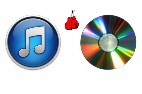 CD Album Sales Fall Behind Album Downloads, Is 2014 The Year Digital Takes Over? | Music Industry News | Scoop.it