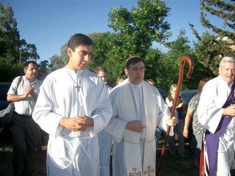 Los fieles pampeanos rezaron por las vocaciones - Aica On line   Vocaciones Religiosas   Scoop.it