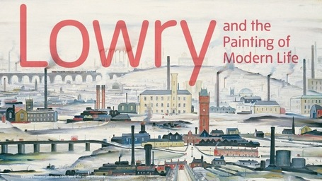 Lowry and the Painting of Modern Life | Tate | Arts vivants, identité européenne - Living Arts, european Identity | Scoop.it