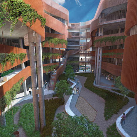 How to Construct a Canyon | Green Building and Design Magazine | CALS in the News | Scoop.it