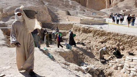 Graf van koninklijke stalmeester ontdekt in Egypte | goossens levi geschiedenis | Scoop.it