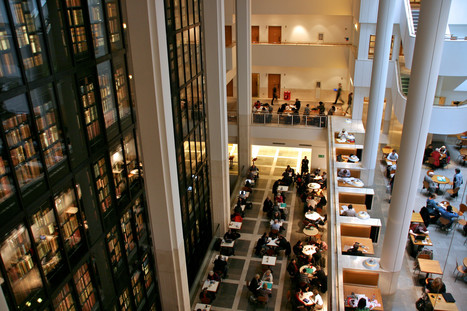 How the British Library is using SEO to become a digital media publisher - The i newspaper online iNews | Museums and emerging technologies | Scoop.it