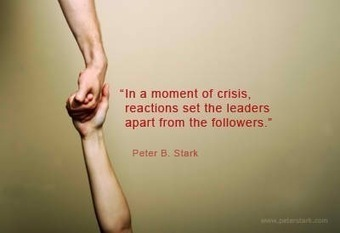It's not will you need to lead through a crisis, it's when. Here's how.   Coaching Leaders   Scoop.it