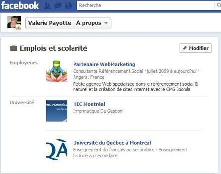 Facebook… Comment relier profil et Fan page ?? | Agences web de Rennes | Scoop.it