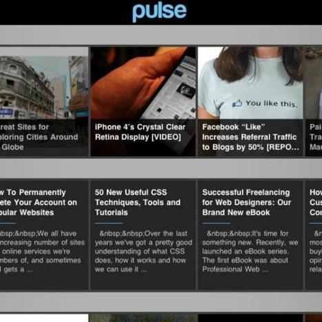 Report: LinkedIn Will Buy Pulse App for $50M to $100M | RSS Circus : veille stratégique, intelligence économique, curation, publication, Web 2.0 | Scoop.it