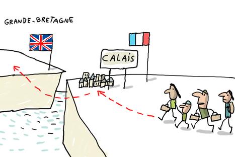 Pourquoi parle-t-on autant du camp de Calais ?   POURQUOI PAS... EN FRANÇAIS ?   Scoop.it