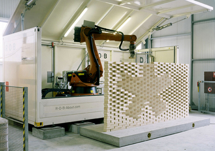 """#BrickDesign is a software to fully exploit the design potential inherent in the novel and innovative #robotic #fabrication processes. 