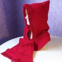 TLC Hooded Scarf | Crochet | Scoop.it