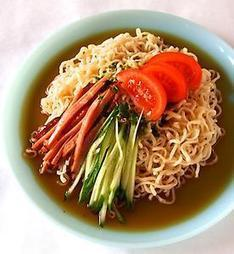 A Recipe for Delicious Chilled Noodles | Authentic recipes | Scoop.it