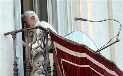 Dernière déclaration de Benoît XVI aux fidèles : « je ne serai plus pape mais pèlerin » | La-Croix.com | Quelques informations.... | Scoop.it