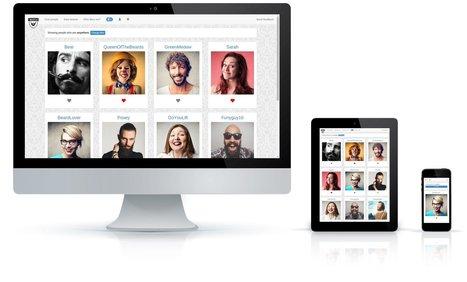 Bristlr, le réseau social exclusivement réservé aux barbus | geeko | social networking | Scoop.it