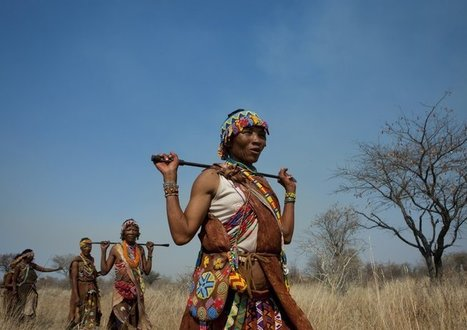 A Single Migration From Africa Populated the World, Studies Find | DNA and RNA Research | Scoop.it