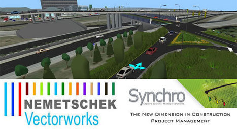 Nemetschek Vectorworks, Inc. and Synchro Software have teamed up to offer superior collaboration and interoperability solution | BIM Forum | Scoop.it