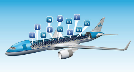 Choose flight's Seatmates based on Facebook and LinkedIn profiles | Social Stream | Scoop.it
