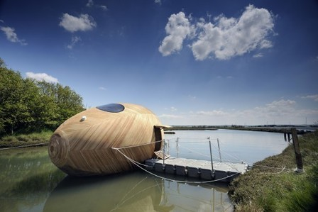 [River Beaulieu, England] Exbury Egg / PAD studio + SPUD Group + Stephen Turner | The Architecture of the City | Scoop.it