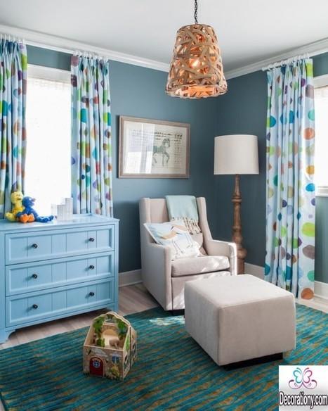 30 Cool Boys Room Paint Ideas | Decoration | Scoop.it