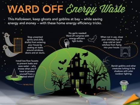 Keeping Energy Waste From Haunting Your Bills | México | Scoop.it