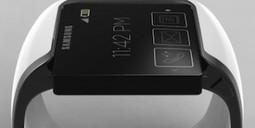Samsung se lance sur le marché des montres connectées | Objets connectés et quantified self | Scoop.it